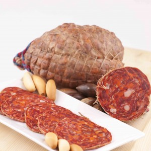 Large Natural Iberian Pork Sausage