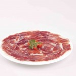 Sliced Spanish Iberian Ham de Bellota